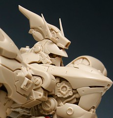 GMG 1-100 Sazabi Formania Version Resin Conversion Kit Complete Final Cast (10)