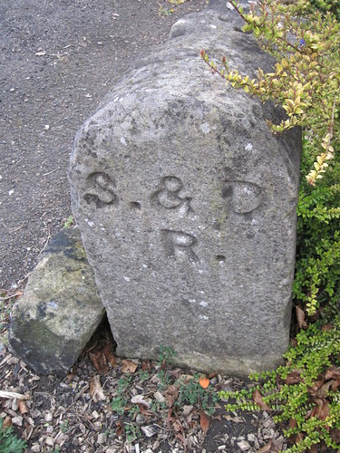 Stockton and Darlington Railway Markers