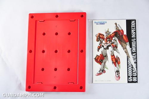 HG 00 Gundam Seven SwordG Inspection Color (C3xHobby Exclusive 2010) Unboxing Photos (12)