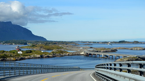 Atlanterhavsveien / Atlantic road