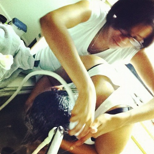 310: black hair care has always fascinated me.