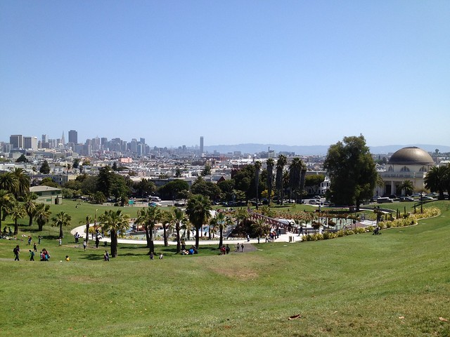 Dolores Park, The Mission