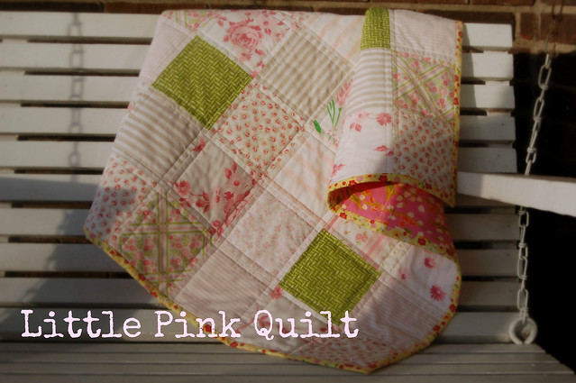 Little Pink Quilt
