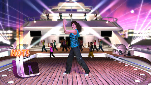 Zumba Fitness Rush for Xbox Kinect