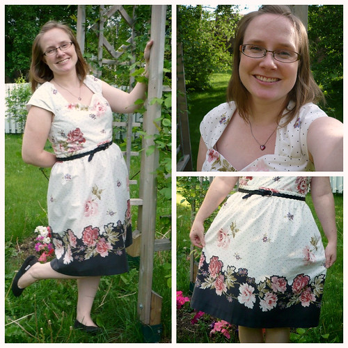 Cambie Dress, Version 1!