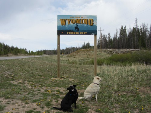 Wyoming! by bad9brad