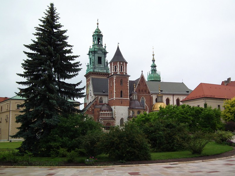 Wawel Castle - Krakow, Poland