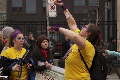 May Day Events in Toronto 2012