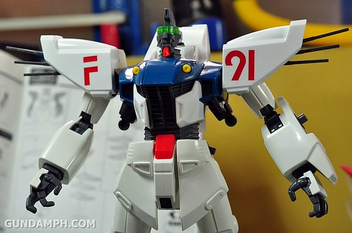 Gundam F91 1-60 Big Scale OOTB Unboxing Review (68)