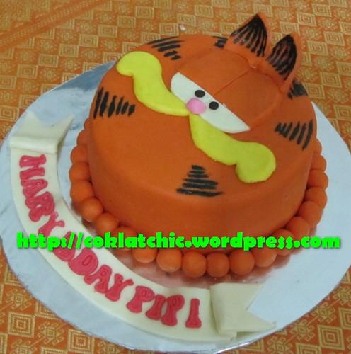 Cake Garfield