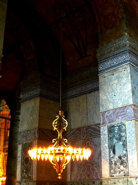 Istanbul - avril 2012 - jour 5 - 026 - Sainte-Sophie (Ayasofya Cami Müzesi)