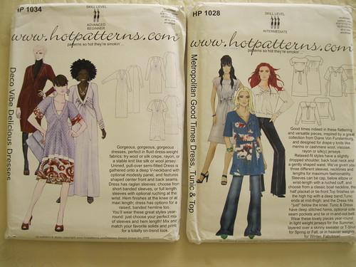 Hot Patterns Deco Vibe Delicious Dresses & Metropolitan Good Times Dress, Tunic & Top