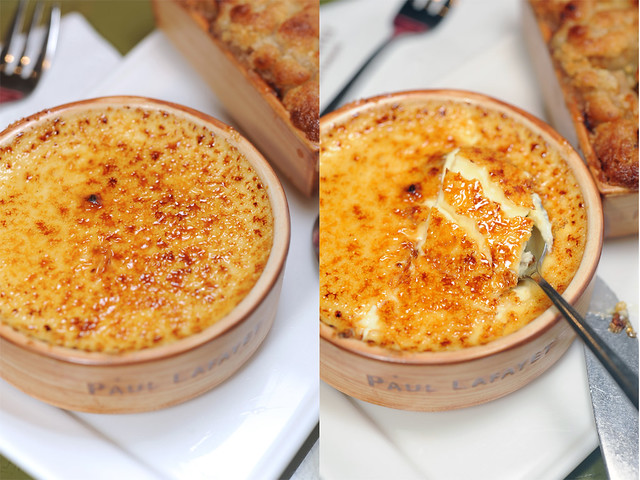 creme brulee collage