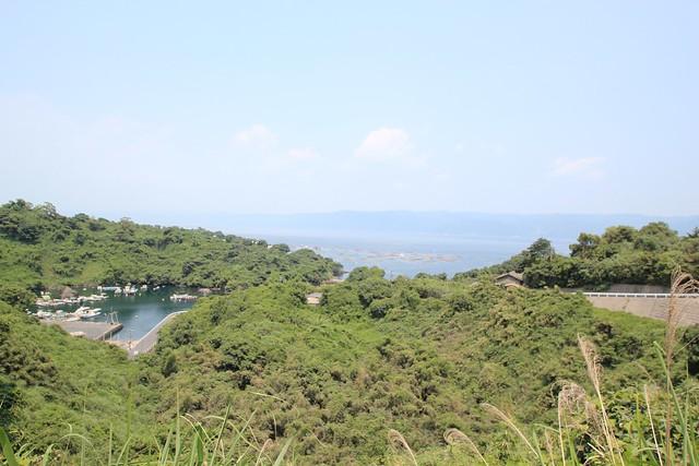 Shoreline of Sakurajima