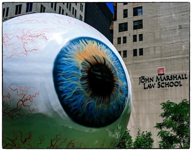 Eyeing John Marshall Law School