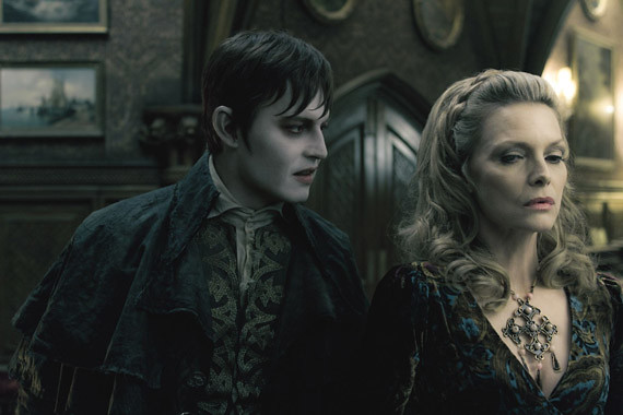 Reseña Dark Shadows