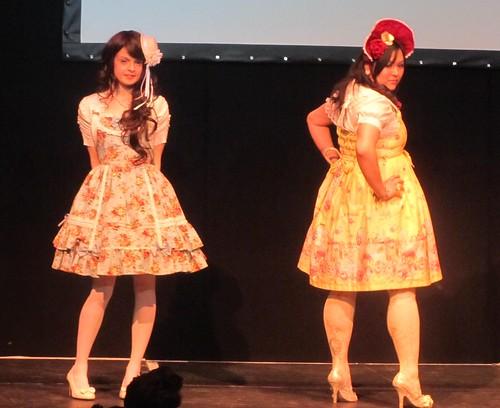 CamCon fashion show
