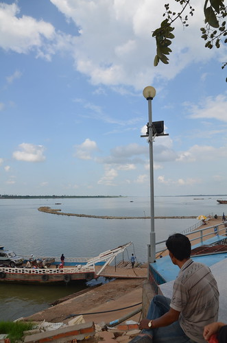Week 9 - Phnom Penh River Time Lapse