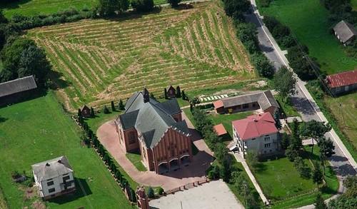 Church in Klodnica Dolna