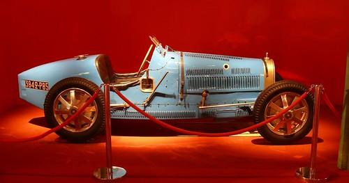 Bugatti Type 35B 1929 blue r