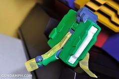 1-100 Kshatriya Neograde Version Colored Cast Resin Kit Straight Build Review (48)