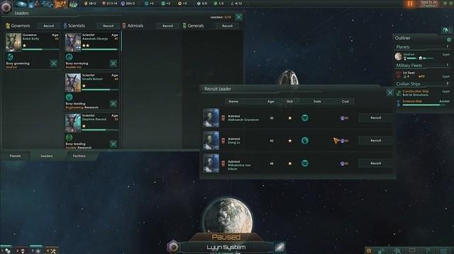 Stellaris सैन्य गाइड