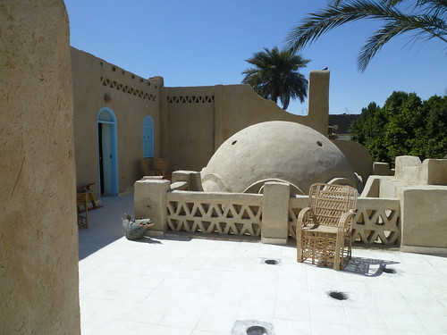 Hassan Fathy Village, Luxor, Egypt