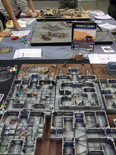 Gruntz Demo at Salute 2012