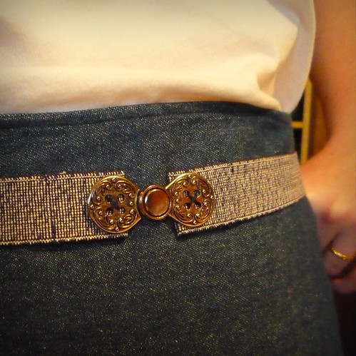 Button Belt