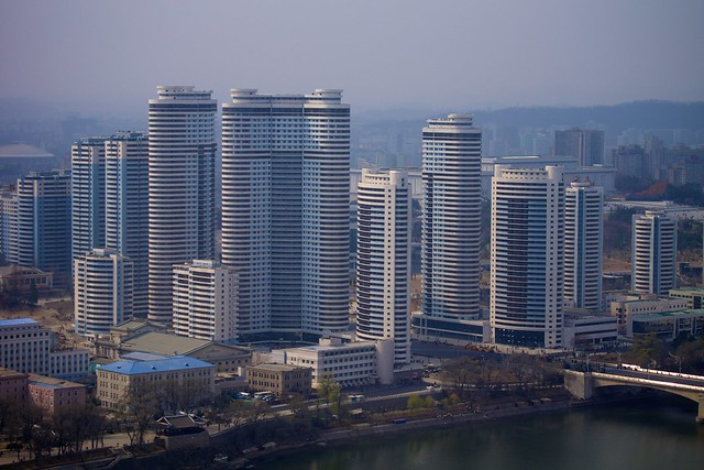 Pyongyang Mansudae Housing Project