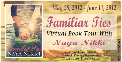 BOOK REVIEW: FAMILY TIES BY NAYA NIKKI