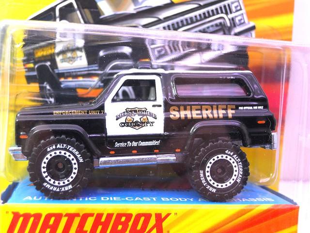 matchbox lesney edition '89 chevy blazer sheriff (2)