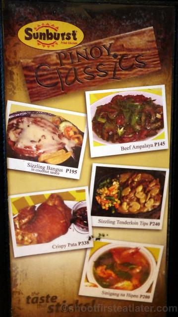 Sunburst Fried Chicken menu (Cebu)-005