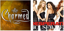 Charmed and Desperate Housewives