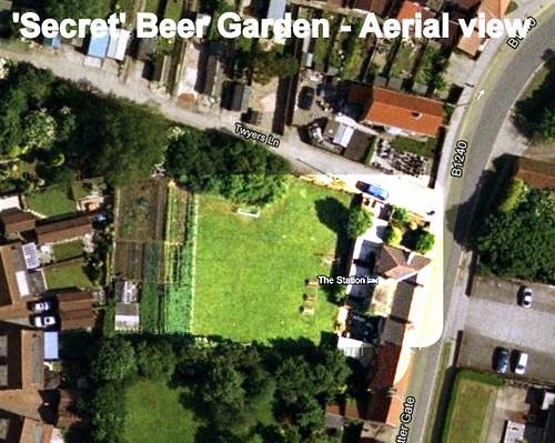 Hedon Secret Beer Garden