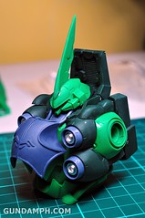 1-100 Kshatriya Neograde Version Colored Cast Resin Kit Straight Build Review (39)