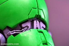 1-100 Kshatriya Neograde Version Colored Cast Resin Kit Straight Build Review (110)