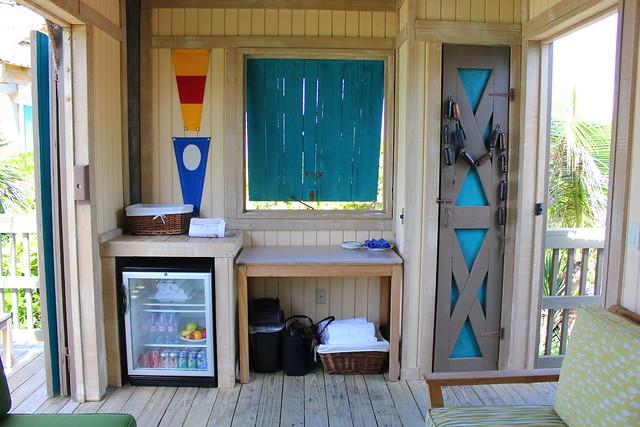 Castaway Cay cabana