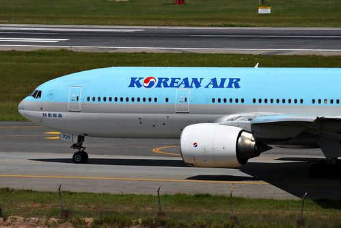 Korean Air | Boeing 777-200ER @ SBGR