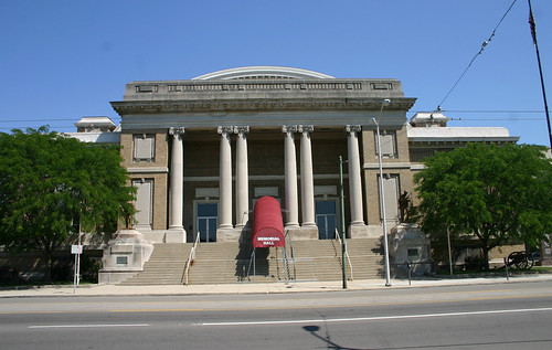 Memorial Hall, 2012 (Photo by Lisa Rickey)