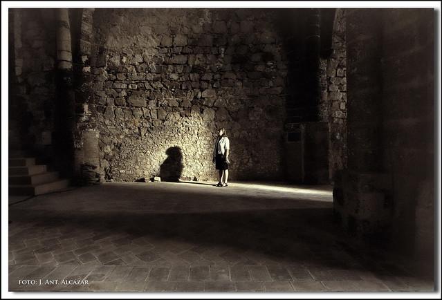 La luz del Castillo by dedaimiel