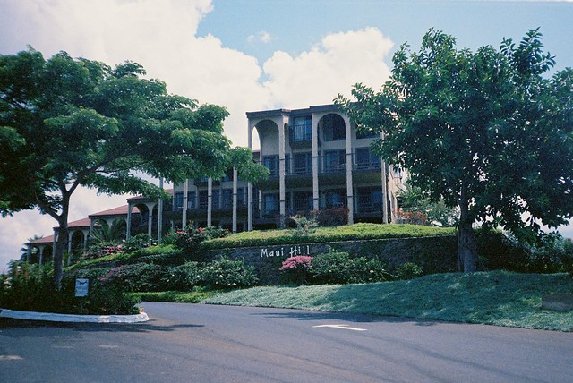 Maui Hill Hawaiian Resort [1985]