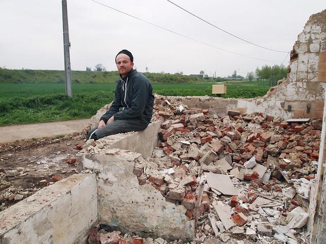 Deschamps de ruines