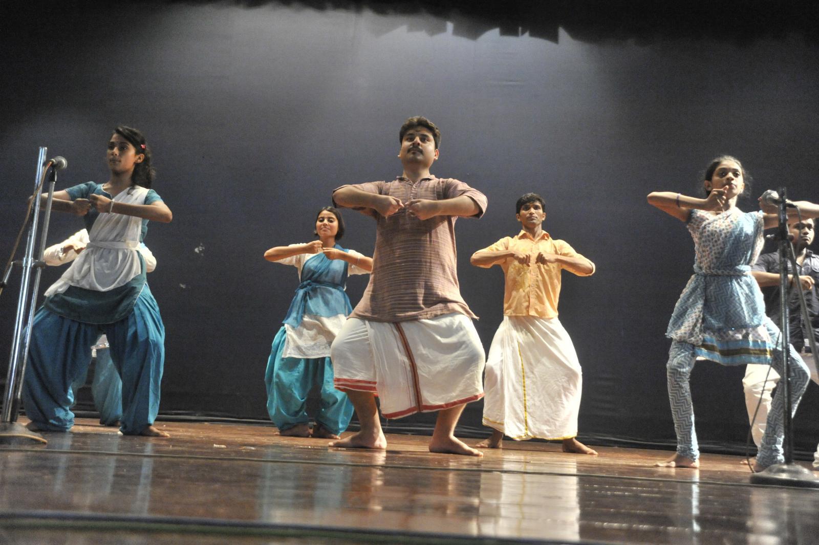 Sh. Margi Madhu (Koodiyattam)