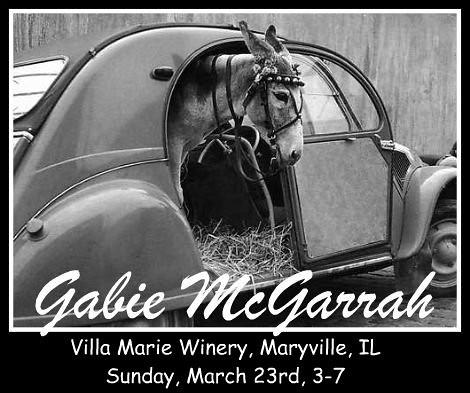 Gabie McGarrah 3-23-14