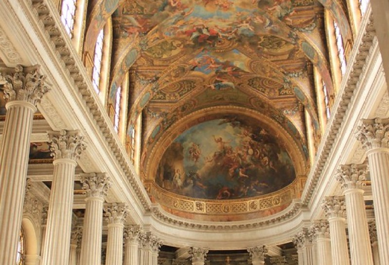Royal Chapel of the Palace of Versailles