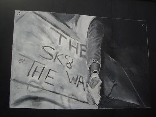 Berlin Wall IV