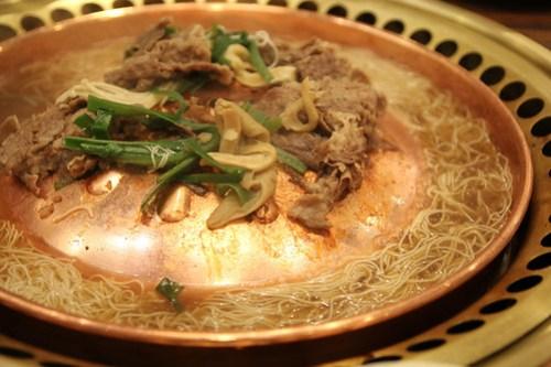 Deungsim Yangnyeom Bulgogi at Sariwon Korean Barbecue - 4