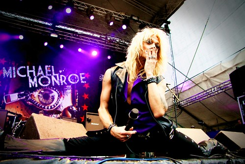 Michael Monroe 014 by JO_Wass