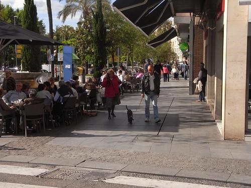 Cafetería Roldán en Puerta Gallegos después.